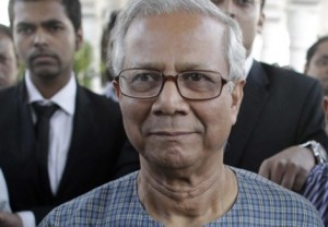 Nobel laureate Muhammad Yunus leaves microfinance bank