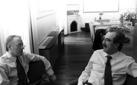 Conversando con Emilio Ontiveros sobre la crisis y el coste de la no ética